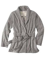 women s contemporary chenille bed jacket norm thompson