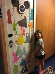 Cruise Door Decoration Ideas by Tangled Disney Cruise Stateroom Door Magnets Https Www Etsy Com