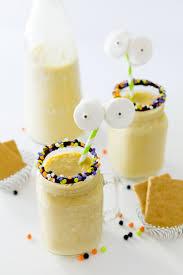 Kahlua Pumpkin Spice Martini Recipe by Frozen Pumpkin Mudslides U2013 The Halloween Drink Cupcake Project