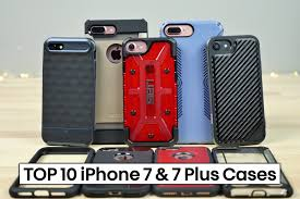 Top 10 Best iPhone 7 & 7 Plus Cases