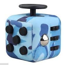 Image Is Loading NEW 2017 Fidget Cube Anxiety Stress Relief Focus