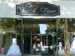 If High Fashion And Couture Is The Look You Envision No Need To Travel Further Than Bella Fiore Our Newest Bridal Boutique Opened April 1st 2006