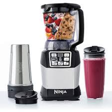 Nutri Ninja Auto IQ Compact Blender System BL492W