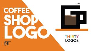 Coffee Shop Logo Design By NeilThomas