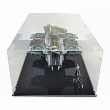 Acrylic Display Case For Lego 76042 The SHIELD Helicarrier