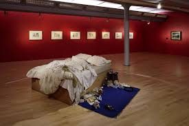 Tracey Emin My Bed by Preview Tracey Emin And William Blake In Focus Big Issue North