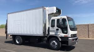 2006 Isuzu FTR 18' Morgan Reefer Box Truck - YouTube China 84 Foton Auman 12 Wheels 30ton Refrigerator Truck 2014 Utility 53 Tandem Reefer Refrigerated Van Missauga On Aumark 43m Reefer Body 11t 46t Trucks 2007 Intertional 4300 For Sale Spokane Wa Gmc Trucks For Sale Intertional 4200 Truck 541581 Used Daf Lf55220 Reefer Year 2008 Price 9285 For Sale N Trailer Magazine Al Assri Industries Volvo Fm12 420 2004 33179 Renault Premium 410 4x2 Co2 Jhdytys And 2010 Freightliner M2 112 22ft With Thermo King T1000