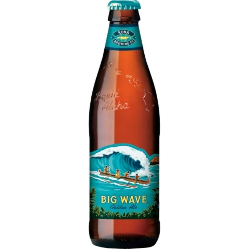 Kona Big Wave Golden Ale Beer