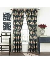 Heritage Blue Curtains Walmart by Exclusive Waverly Curtains U0026 Drapes Christmas Gift Deals