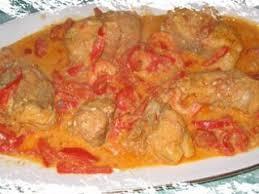 cuisine queue de lotte queue de lotte aux épices recette ptitchef