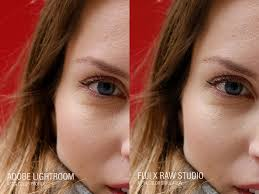 100 Fuji Studio X Raw Use Vs Lightroom Color Rendering And Details