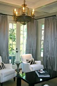 Dining Room Drapes Nice Excellent Images Best Idea Home Design About Luxury Kitchen