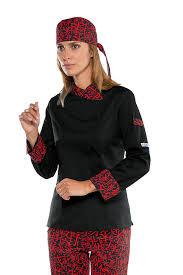 blouse cuisine veste de cuisine femme sushi collection blouse de cuisine veste