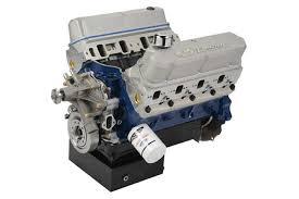 100 460 Crate Motors Ford Truck Performance Mustang CI 575 HP Rear Sump Pan