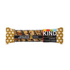 KIND Nutrition Bars Peanut Butter Dark Chocolate Protein