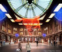chambre de commerce de lille a lille le palais de la bourse enfin intégré à la ville projets