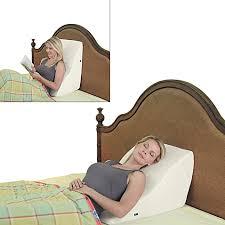 contour back wedge lumbar support massage pillow bed bath beyond