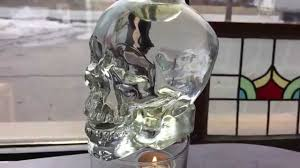 Homemade Lava Lamp Fish Tank by Crystal Head Vodka Bottle With Lava Lamp Look Youtube