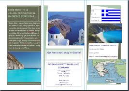 Athens Travel Brochure This Is My Life Week 2 Greece And E Portfolio Templates