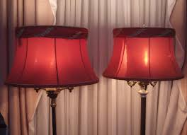 Menards Small Lamp Shades by Red Lamp Shades For Table Lamps The Artistic Style Of Menards 19