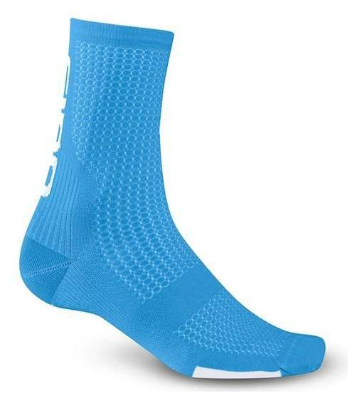 Giro HRC Team Blue-White Socks