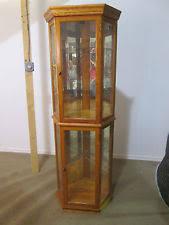 pulaski keepsakes corner curio cabinet 20852 ebay