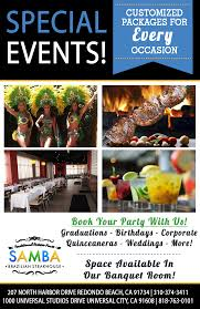El Patio Cantina Simi Valley Hours by Samba Brazilian Steakhouse Home