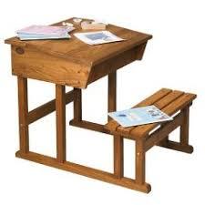 bureau enfant pupitre bureau enfant bois