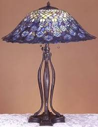 Tiffany Style Lamps Vintage by 86 Best Tiffany Lamps Images On Pinterest Lamp Light Louis