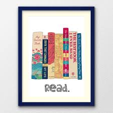 Cheap Books For Decoration by 50 Awesome Posters That Encourage To Read