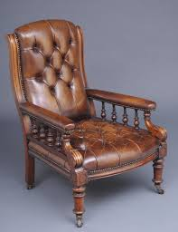 Antique Library Chairs | Antique English Mahogany Library Armchair Retro Brown Leather Armchair Near Blue Stock Photo 546590977 Vintage Armchairs Indigo Fniture Chesterfield Tufted Scdinavian Tub Chair Antique Desk Style Read On 27 Wide Club Arm Chair Vintage Brown Cigar Italian Leather Danish And Ottoman At 1stdibs Pair Of Art Deco Buffalo Club Chairs Soho Home Wingback Wingback Chairs Louis Xvstyle For Sale For Sale Pamono Black French Faux Set 2