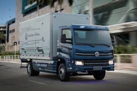 AB InBev Orders 1.600 Electric Delivery Trucks In Brazil ...
