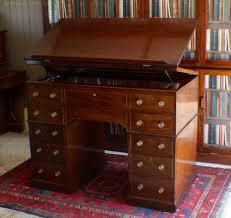Antique Writing Desks Australia by Rare Georgian Gillows Architects Desk Table Antiques Atlas