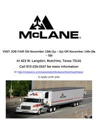 Flyerboard - Drivers - Job Fair - $3,000 SIGN ON BONUS - Dallas ... Kenworth Jones Performance Mclane Test2 Youtube Supplier Agreement Process Overview Mclane Truck Driving Jobs Hts Systems Lock N Roll Llc Hand Truck Transport Solutions Competitors Revenue And Employees Owler Company Profile On Twitter Send Us Your Photos Of Trucks Trucking Alex Escamilla Customer Service Manager Foodservice Uncle D Logistics Distribution W900 Skin V10 Careers At Facebook Dothan Is Expanding Its Grocery Distribution Center
