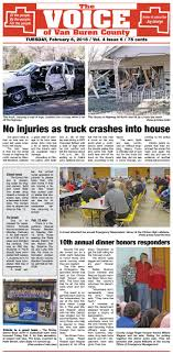 The Voice Of Van Buren County - February 6, 2018 By The Voice Of Van ... Usa Truck Van Buren Ar Rays Photos Arkansas Familypedia Fandom Powered By Wikia To Pull Mobile Vietnam Memorial For Tional Tour Comprehensive Approach Recruiting Home Facebook Truck Trailer Transport Express Freight Logistic Diesel Mack So Frunkisoa Just Got Doxed As A Truck Driver Its All Coming Top Lawyer Hire At Adds Number Of Women In Top Media Rources