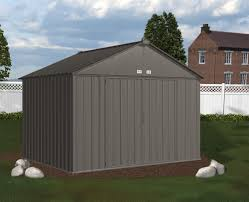 Lifetime 10x8 Shed Assembly by Arrow Arrow Ezee Shed 10 X 8 4 Color Combinations
