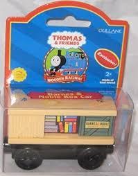 Amazon Thomas the Train Wooden Barnes & Noble Box Car