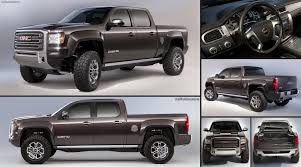 100 Gmc Concept Truck GMC Sierra All Terrain HD 2011 Pictures Information Specs