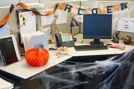Halloween Cubicle Decorating Contest Flyer by How To Run An Office Cubicle Decoration Contest Career Trend