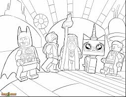 Astonishing Lego Movie Coloring Pages With Friends And Mia