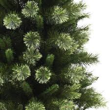 Kmart Christmas Trees Jaclyn Smith by Jaclyn Smith 4 5 U0027 Unlit Clearwater Christmas Tree Kmart