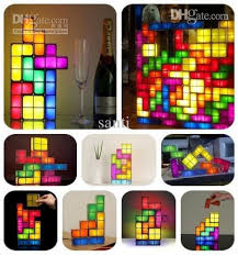 Tetris Stackable Led Desk Lamp Nz by New Tetris Stackable Led Desk Lamp Tetris Lamp Party Supplies