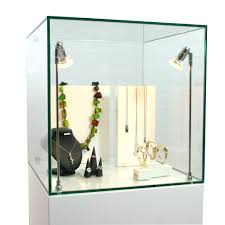 Imgkid Glass Jewelry Display Box
