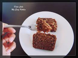 My Easy Kitchen Dates Cake how to make Easy Dates Cake