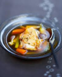 bouillon blanc en cuisine poularde au bouillon pour 6 personnes recettes à table