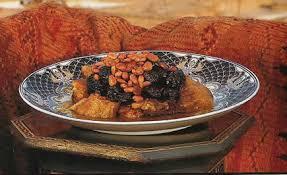 cuisine du maroc tajines aux pruneaux