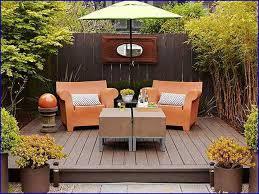 Top 10 Wonderful Small Patio Deck Ideas