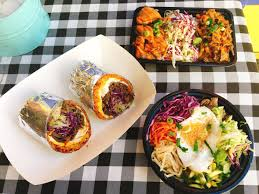 Korean BOBCHA (@bobchasf) | Twitter Siliconeer A Walk In The Park Off Grid Pnic 2018 Season The Food Trucks Steemkr San Francisco Minna St Are Green Action Alameda News New Mobile Delights Oakland Ca Usa Crowds Of People Ordering Meals Street Food Trucks Have Arrived Dtown Informants Week In Life Of Founder And Ellies Wonder Offthegrid