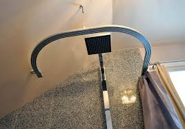 Bendable Curtain Rods Ikea by Great Curtain Track System Hardware Idea Home Decorations