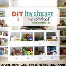 30 cool diy toy storage ideas shelterness